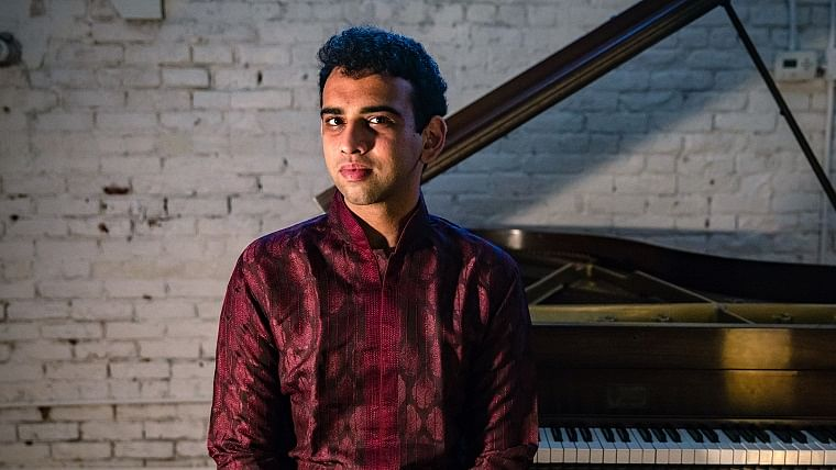 Indian pianist and composer Utsav Lal unveils new record called Visangati