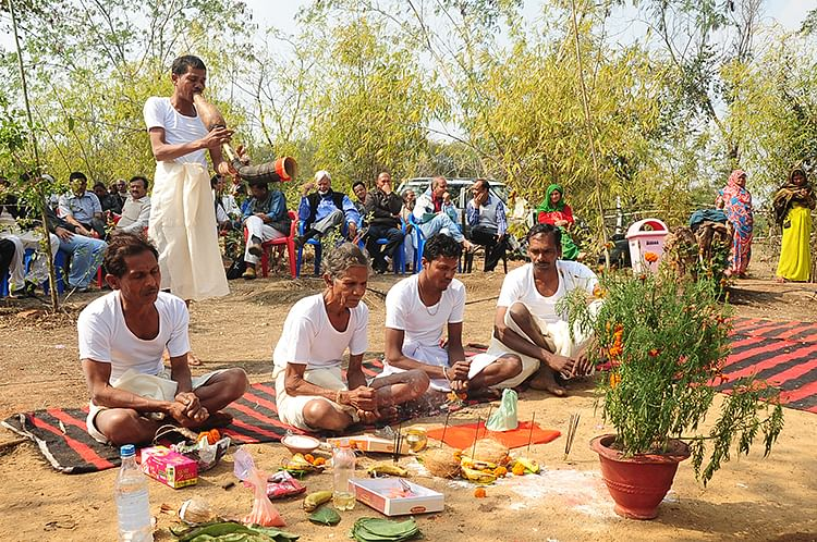 BHOPAL: Visit Devrai, a centre of  socio-cultural and religious activities in Maharashtra villages