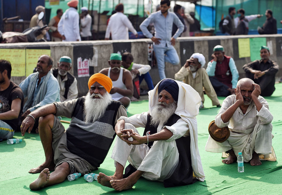 Farmers' Protest: Sedition law cannot be invoked to quieten disquiet, says Delhi court