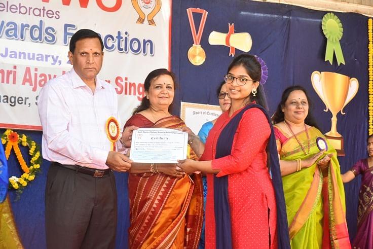 Scholarship awards function for children of SWRWWO school held