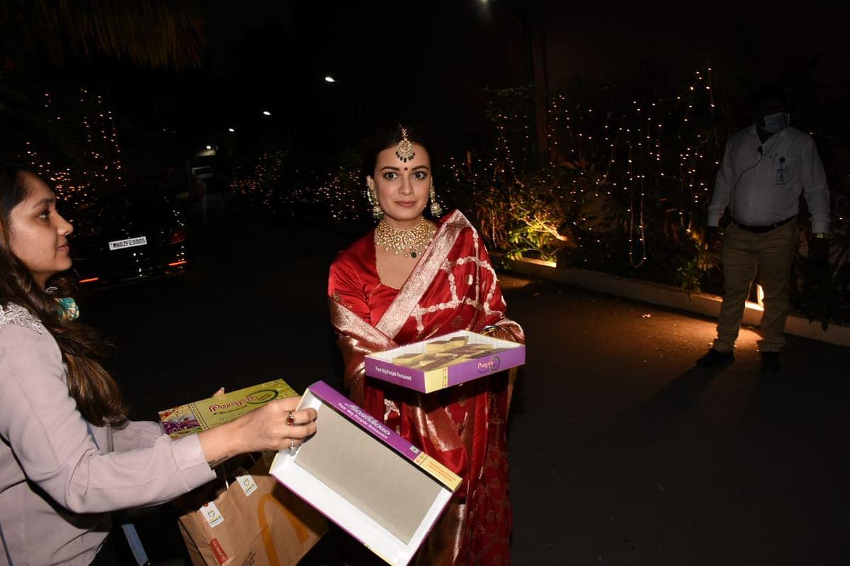 Papa's Girls: Did you notice Vaibhav Rekhi's daughter walking Dia Mirza down the aisle?