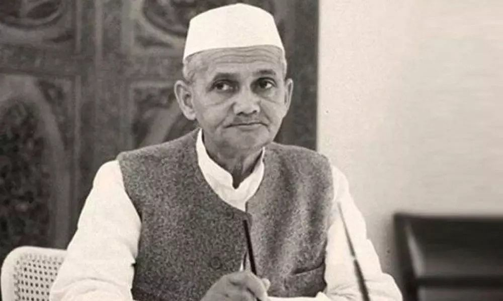 56 years on, govt gets custody of 56 kg gold used to weigh then PM Shastri
