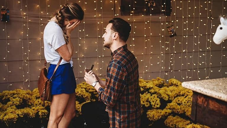 Propose Day 2021: 10 Quirky ways to propose to your partner