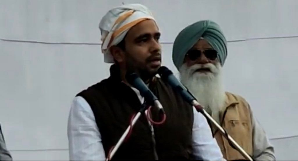 UP: Case against RLD VP Jayant Chaudhary and 6,000 others for defying prohibitory orders