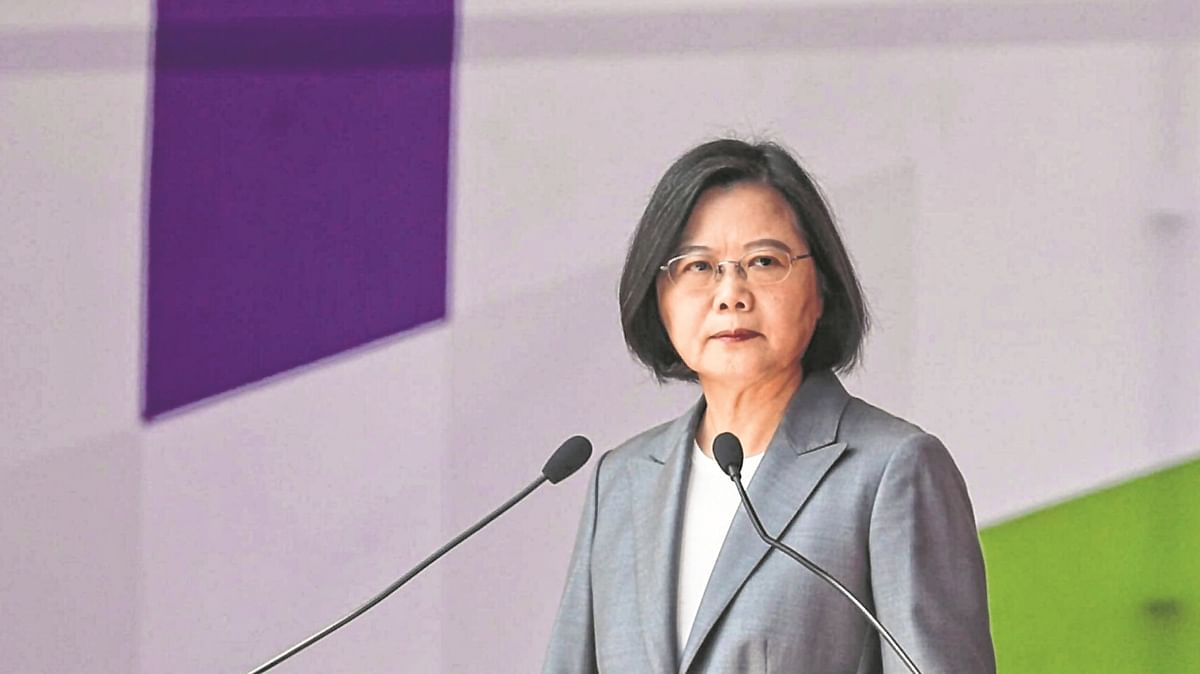 Ties with US strong amid threats from China: Taiwan