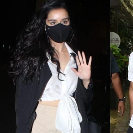 Watch: Shraddha Kapoor reacts to wedding rumours with alleged boyfriend Rohan Shrestha