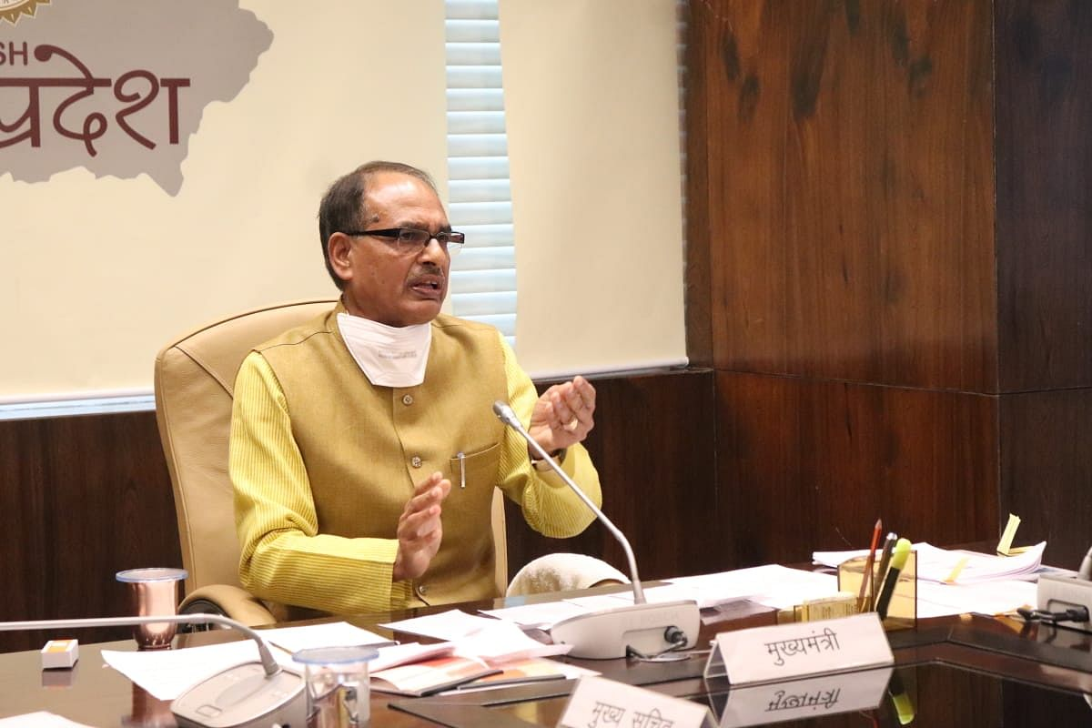 NITI Aayog meet: MP CM Shivraj Singh Chouhan talks about steps taken for agricultural sector