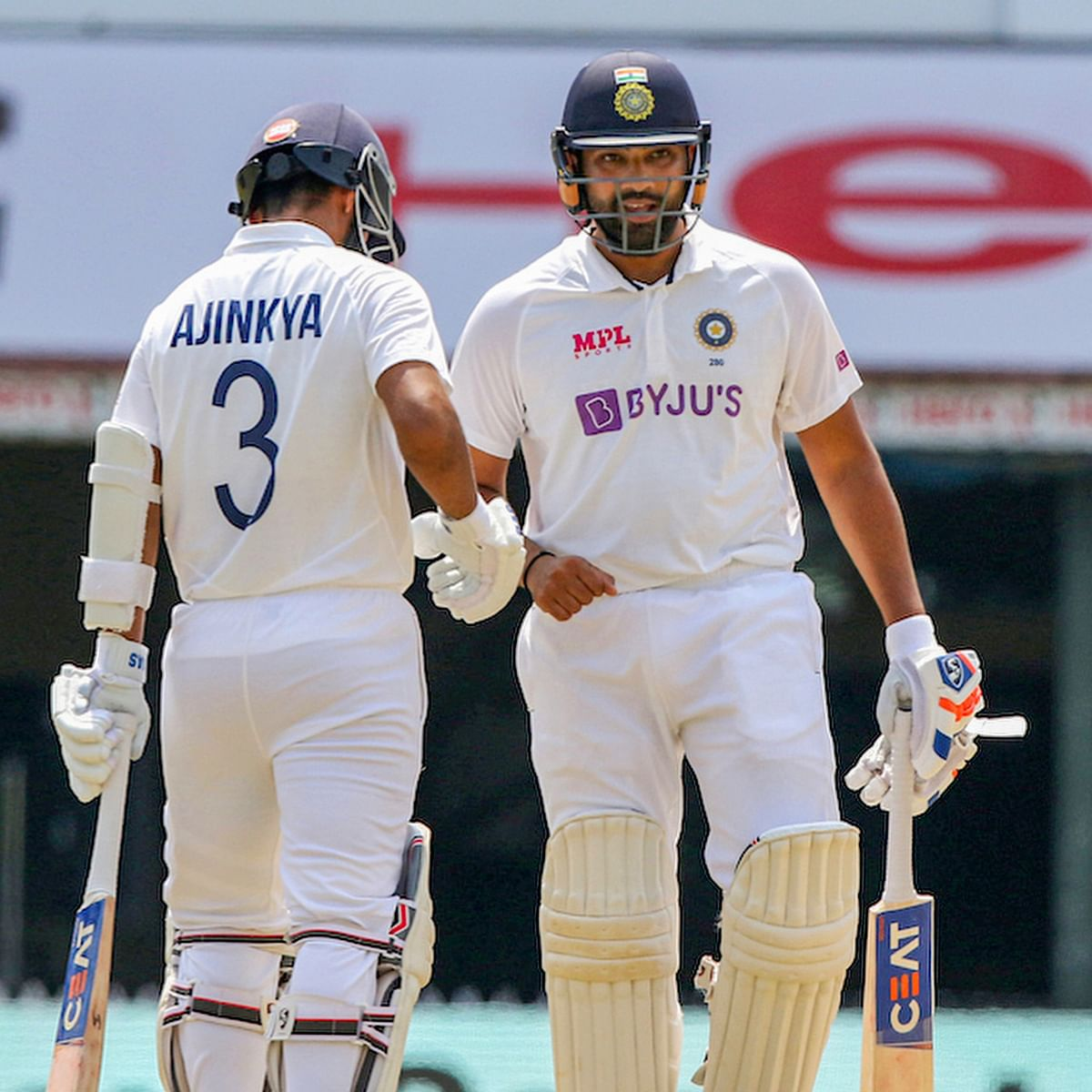Ind vs Eng, 2nd Test: Rohit Sharma's ton takes India to 189/3 at tea on Day 1