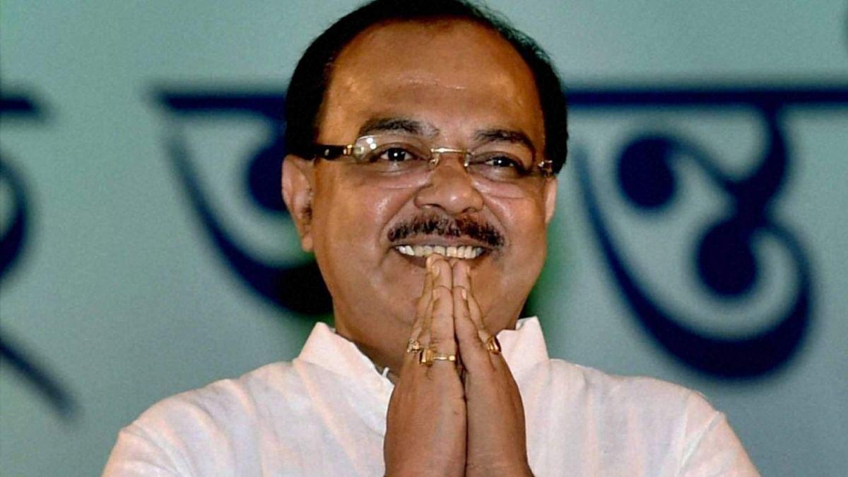 Kolkata: Ex-KMC mayor Sovan Chatterjee returns to home turf Behala to campaign for BJP