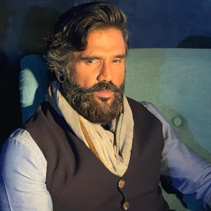 Mumbai: Suniel Shetty files complaint over fake film poster