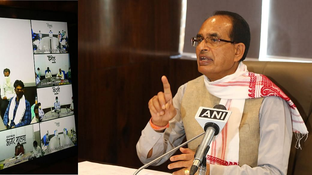 Bhopal leaders meet chief minister Shivraj Singh Chouhan and BJP's state president VD Sharma, discuss civic poll ticket criteria