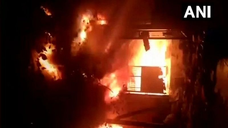 Thane: Man held for causing fire at MSEDCL office