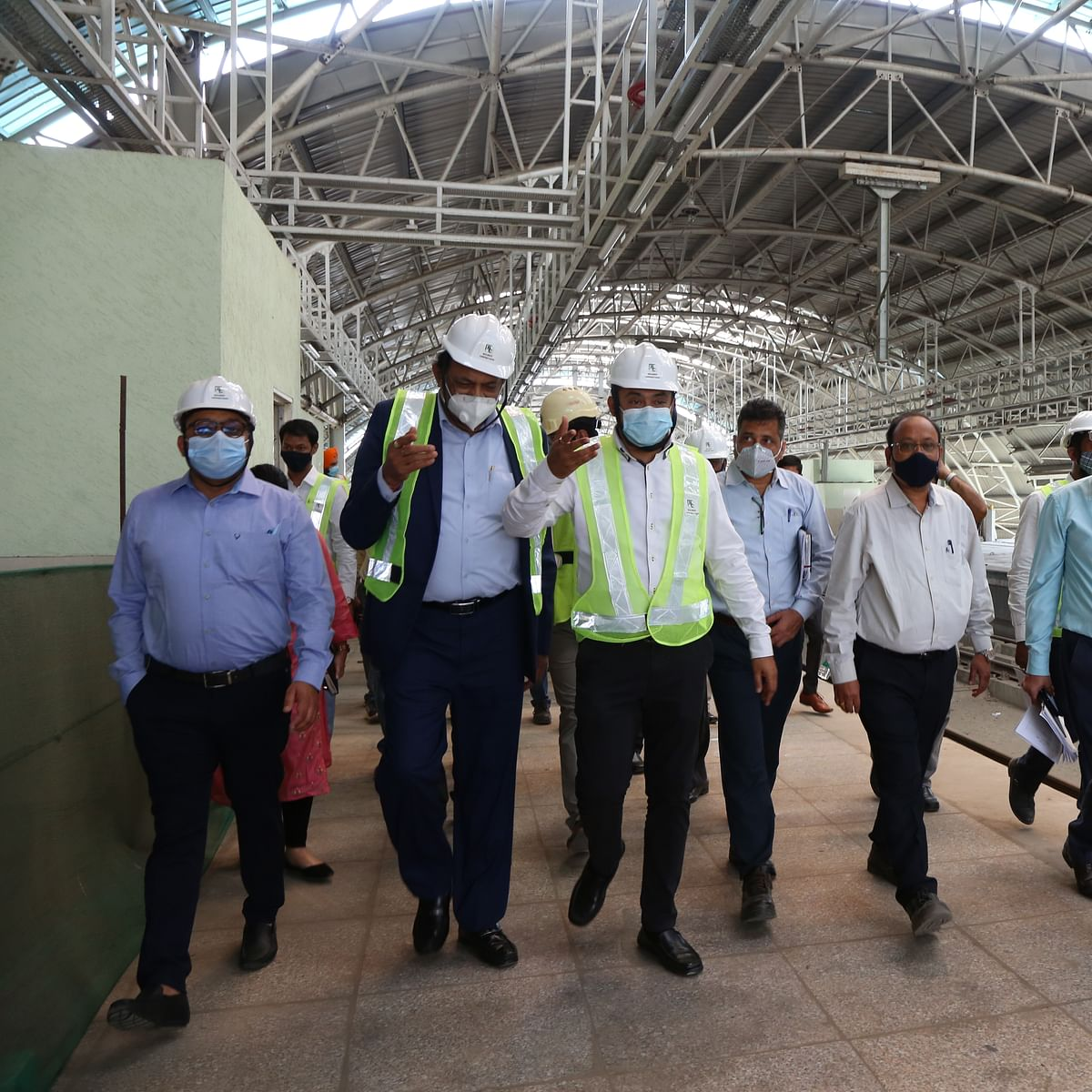 CIDCO expects partial operation of Navi Mumbai Metro by December 2021