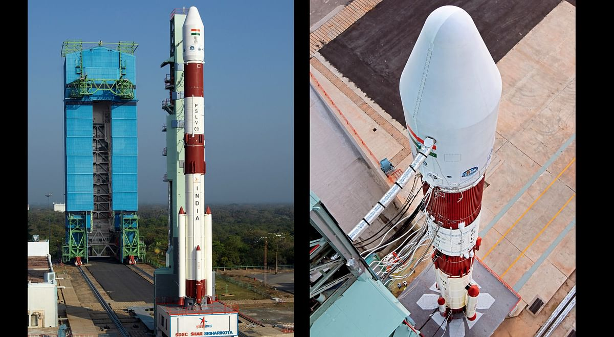 ISRO begins countdown for launch of PSLV-C51/Amazonia-1 mission from Andhra Pradesh's Sriharikota