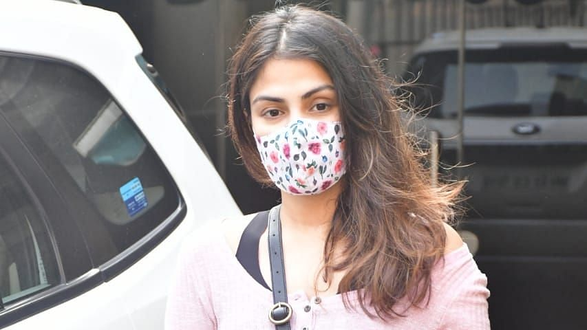 Rhea Chakraborty 'upset' after being snubbed from 'Chehre' poster
