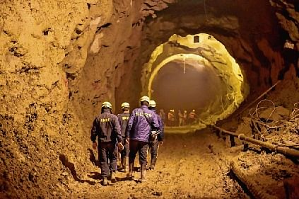 Tapovan tunnel: Rescuers keep at it as hopes recede