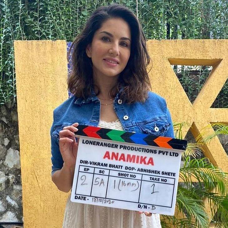 Unidentified goons barge on sets of Sunny Leone-starrer Vikram Bhatt's web show 'Anamika'