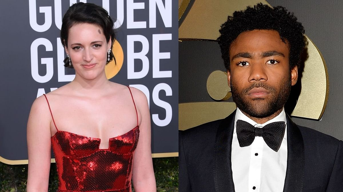 Phoebe Waller-Bridge, Donald Glover team up for series based on 2005 film 'Mr and Mrs Smith'