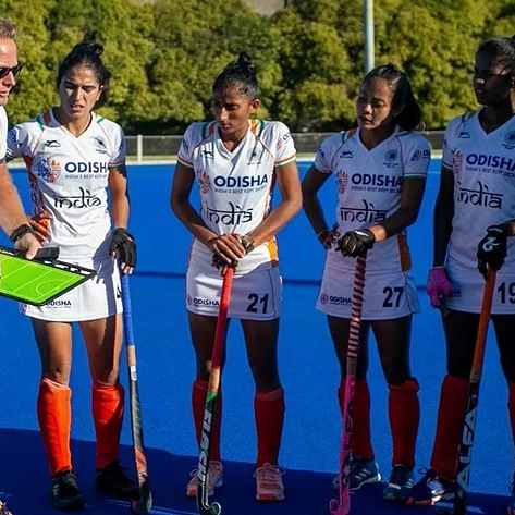 Hockey India names 25-member core probable group for senior women's national camp
