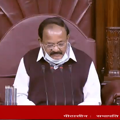 Rajya Sabha proceedings begin, discussion on motion of thanks to President's address continues