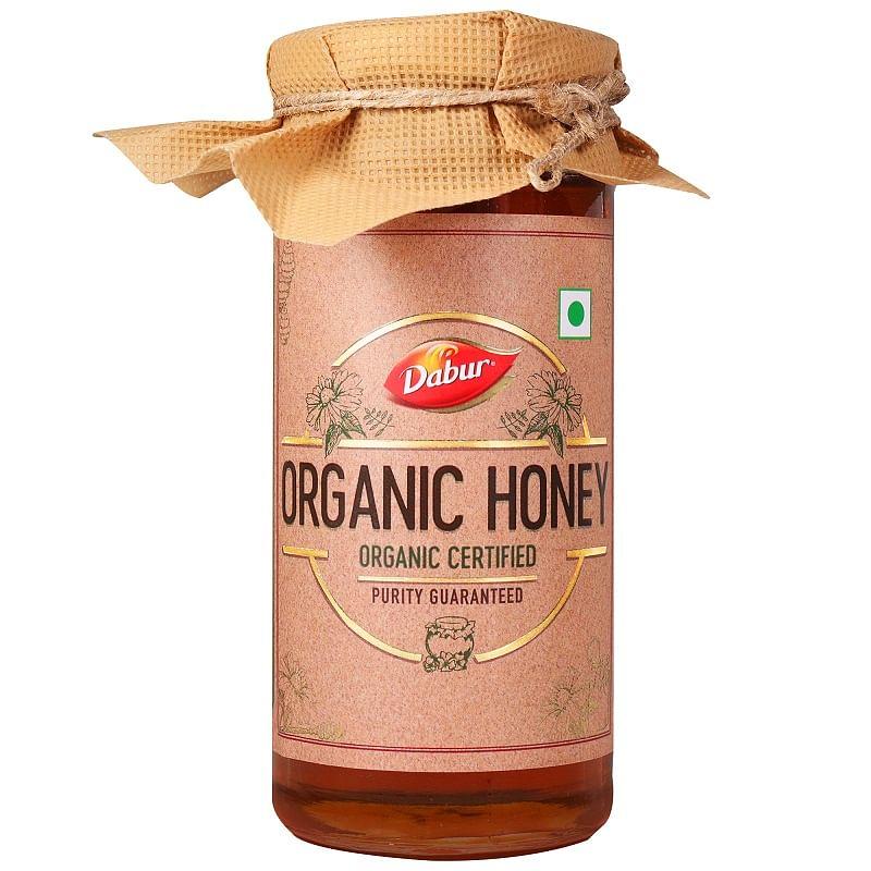 Dabur India ventures into 'organic' space, launches Dabur Organic Honey on Amazon.In