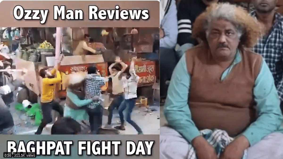 Watch: 'Indian Einstein' from Baghpat goes global due to Ozzy Man Reviews