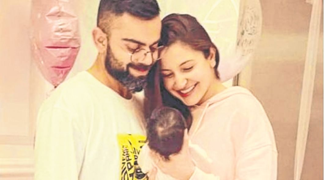 Becoming father greatest moment in my life: Virat Kohli