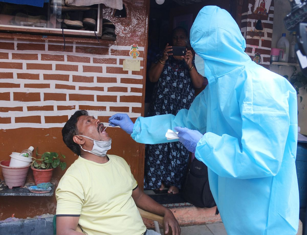 Coronavirus in Maharashtra: State records highest single-day spike of 6,281 new cases this year