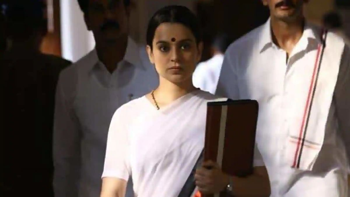 Kangana Ranaut's 'Thalaivi' postponed amid rising COVID-19 cases, makers say 'want to extend support towards government rules'