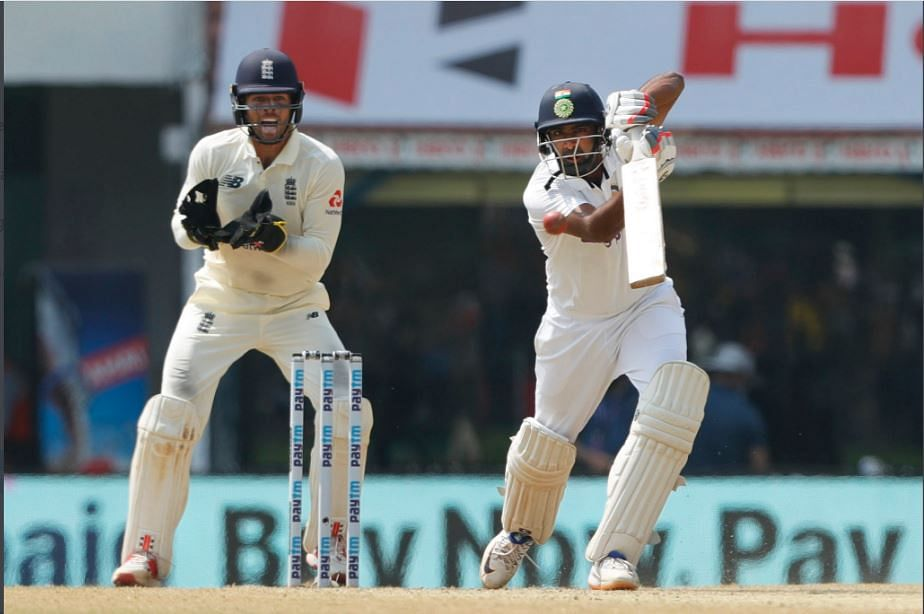 Second Test India vs England: Chennai's Ash Anna on fire; Notches up his fifth Test century, puts India on top of the chart in the 2nd Test
