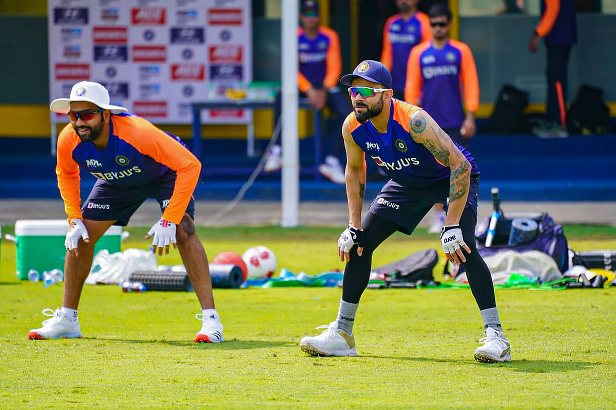 Ind vs Eng, 1st Test: Virat Kohli leads Team India in nets, English players also practice ahead of Chennai Test - See pics