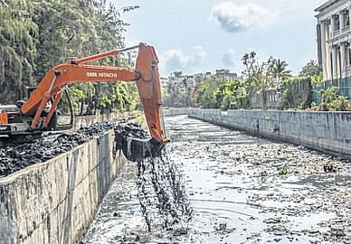 Mumbai: BMC to complete 75% desilting before rains