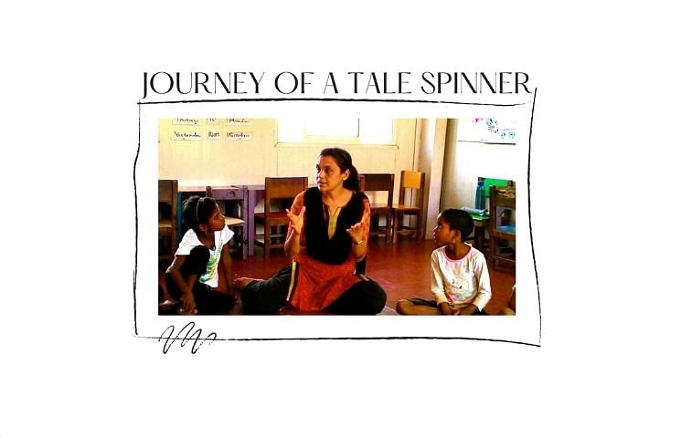 Journey of a Passionate Tale-Spinner