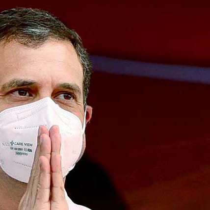 COVID-19 surge: Rahul Gandhi suspends his public rallies in West Bengal