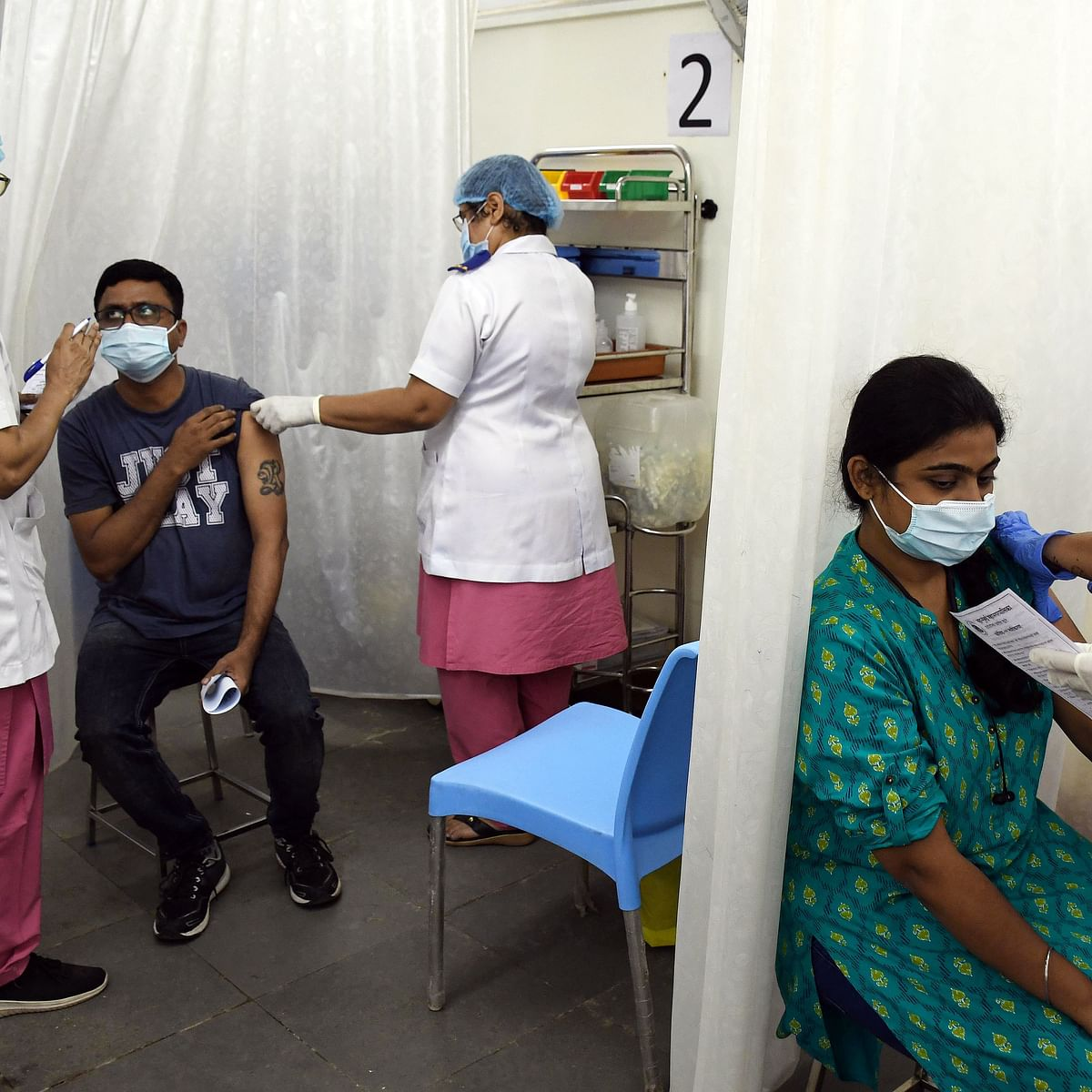 COVID-19 vaccination: 23,261 more vaccinated in Maharashtra; 4,437 get 2nd dose