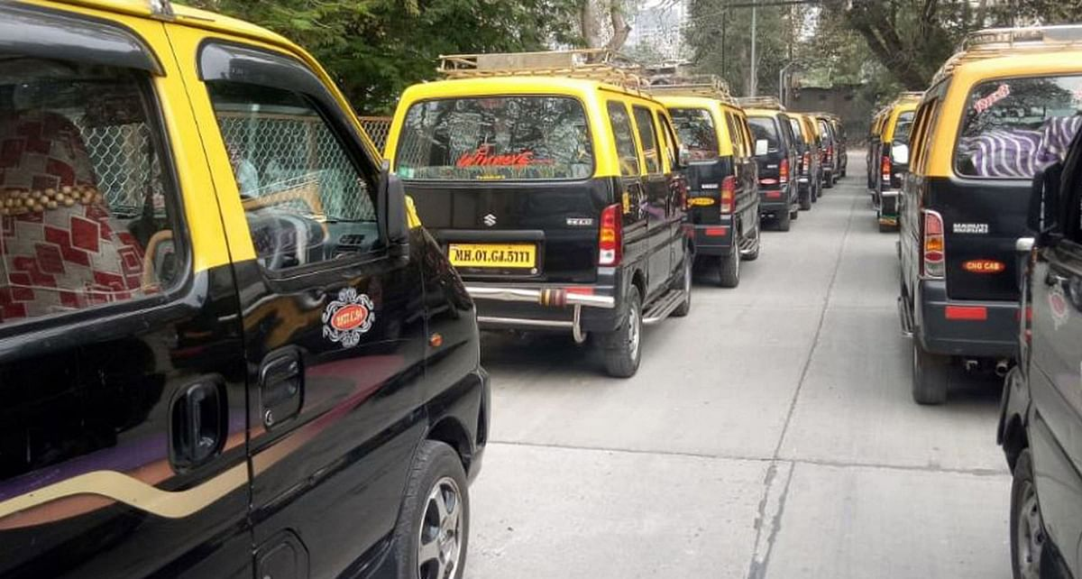 Mumbai: Auto, taxi unions urge govt not to issue tariff cards now