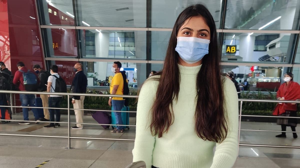 Shooter Manu Bhaker was allegedly stopped at IGI Airport, and allowed to travel after Sports Minister Kiren Rijiju intervened.
