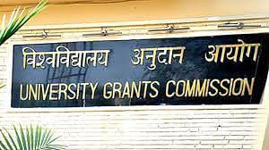 UGC name plate