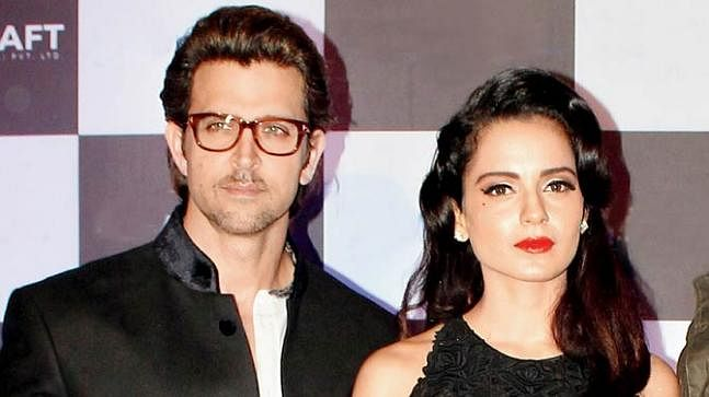 Mumbai Police summons Hrithik Roshan in a case against Kangana Ranaut involving exchange of emails