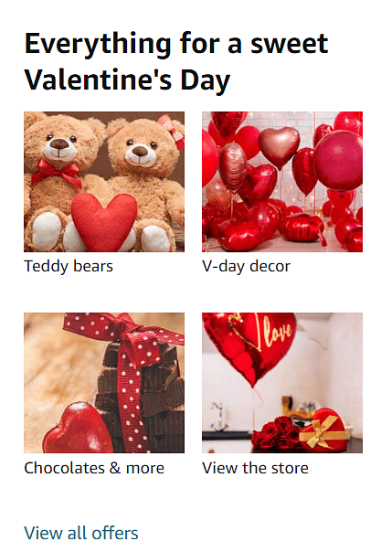 Valentines Day 2021: From Nykaa to Zomato, unmissable offers and sales