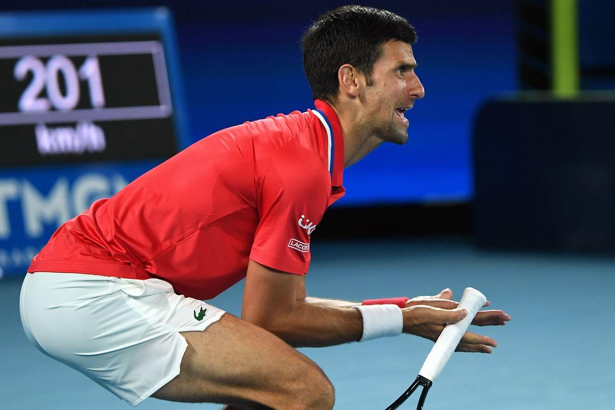 Australian Open draws: Novak Djokovic on a rocky road