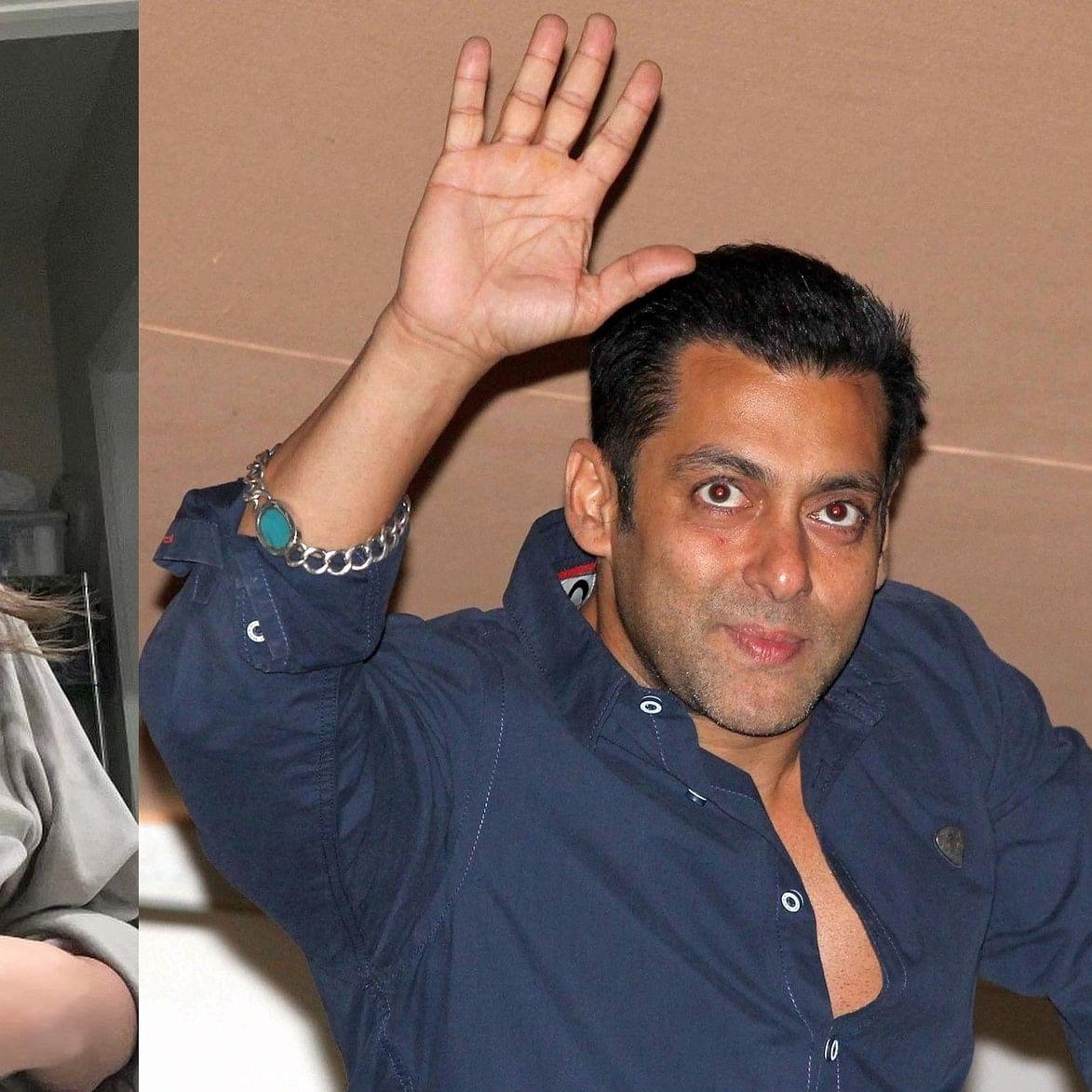 Netizens think Kim Kardashian is wearing Salman Khan's signature bracelet