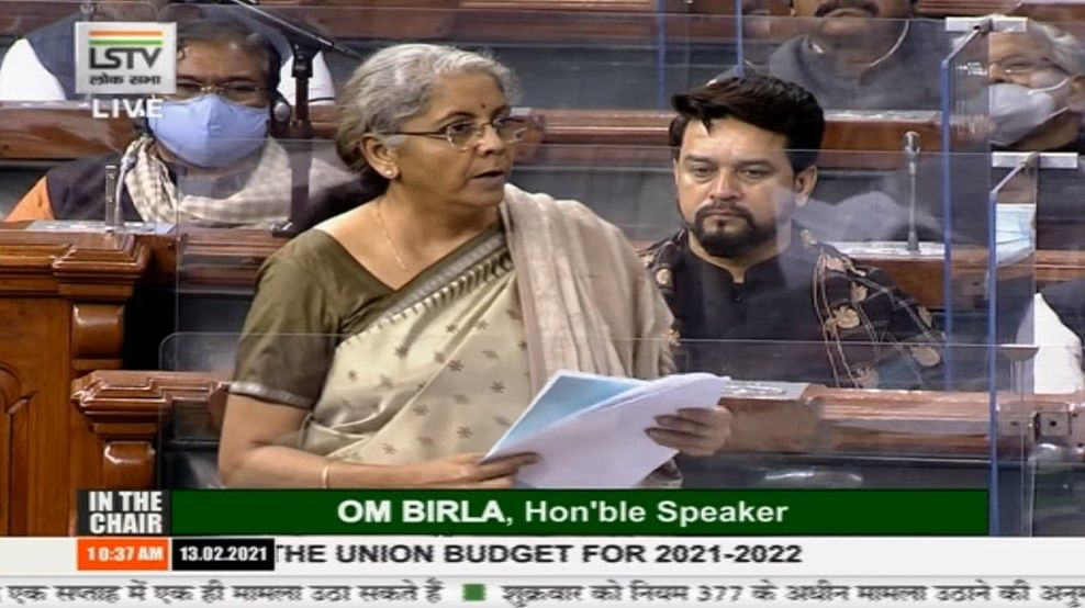 SFIO probe shows Sahara Q Shop investments being converted into schemes of Sahara group's societies: FM Nirmala Sitharaman