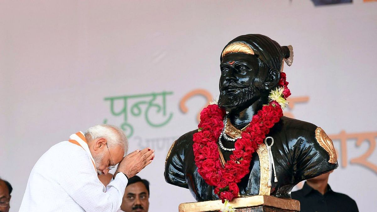 Shiv Jayanti 2021: PM Modi, Sharad Pawar, Rahul Gandhi, and others pay tribute to Chhatrapati Shivaji Maharaj on his birth anniversary