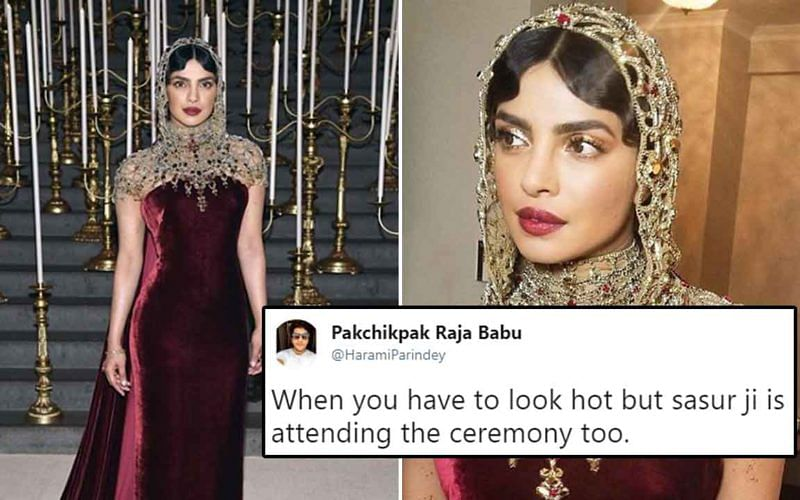 From Met Gala to Oscars: 5 times Priyanka Chopra caused meme fests with her outfit choices
