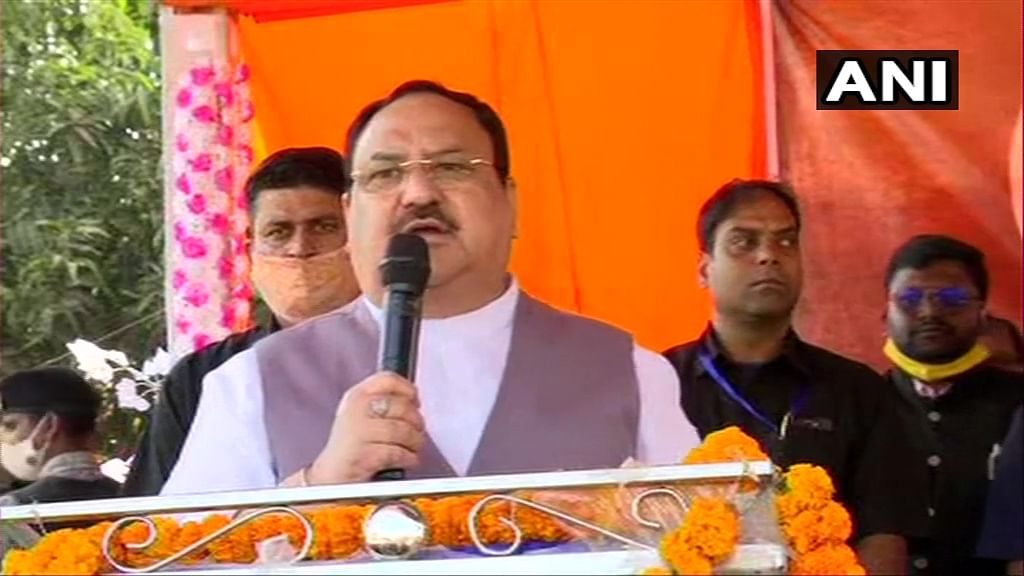 'Kamal is the way ahead': Nadda rings poll bugle in WB's Kharagpur, says development only possible with Mamata's exit