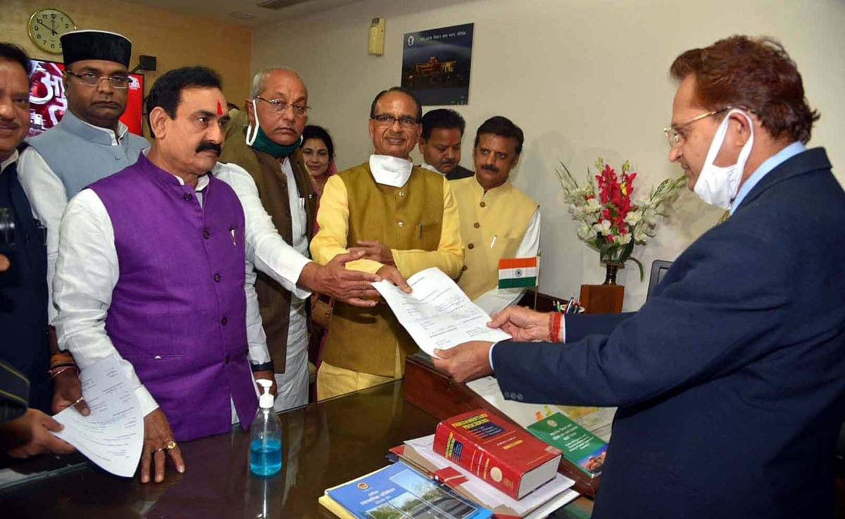 Madhya Pradesh: Promise made by Venkaiah 18 years ago brought to fruition