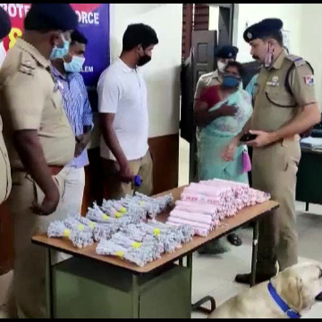 Kerala: 117 gelatin sticks, 350 detonators seized from woman passenger at Kozhikode railway station
