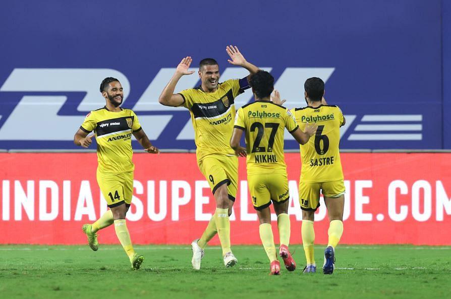 ISL Match Report: Ruthless Hyderabad tame Kerala Blasters