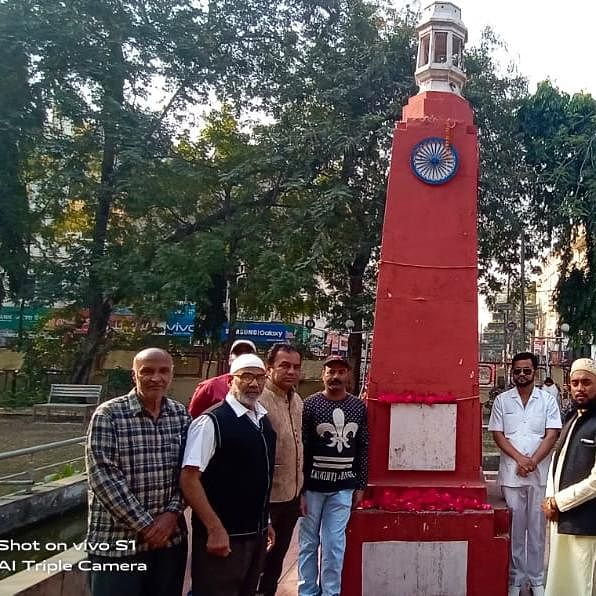 Ujjain: Sir Syed Ahmed Welfare Society pays tributes to martyrs of Pulwama attack